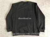 Dior Black Sweatshirt