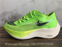 Nike ZoomX Vaporfly Next Running Shoes Green