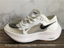 Nike ZoomX Vaporfly Next Running Shoes White