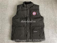 Canada Goose Freestyle Vest Black Jacket