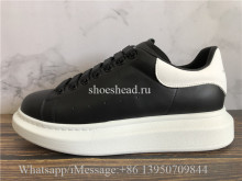 Super Quality Alexander McQueen Sneaker Black White Back