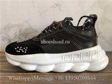2Chainz Versace Chain Reaction Shoes Black