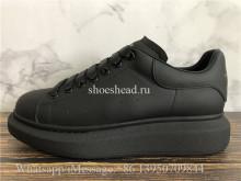 Super Quality Alexander McQueen Oversized Sneaker Triple Black