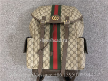 Original Gucci GG Supreme Backpack