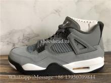 Super Quality Air Jordan 4 Retro Cool Grey