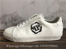 Philipp Plein Low Top Sneaker White