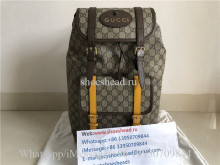 Original Gucci Soft GG Supreme Backpack