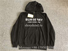 Burberry Black Hoody