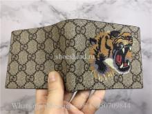 Original Gucci GG Tiger Wallet