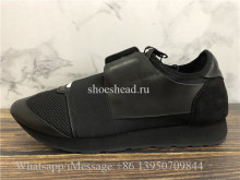Super Quality Balenciaga Race Runner Sneaker Triple Black