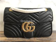 Original Gucci GG Marmont Medium Shoulder Bag