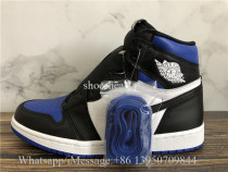 Super Quality Air Jordan 1 High OG Royal Toe