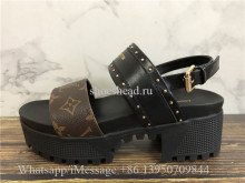 Louis Vuitton Laureate Platform Sandals