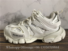 Balenciaga Track 3.0 Trainer Triple White