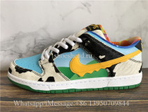Update Ben & Jerry's x Nike SB Dunk Low Pro QS Chunky Dunky