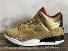 Spike Lee Reveals Golden x Air Jordan 3 Tinker