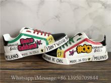 Dolce & Gabbana Low Top Sneaker Heart