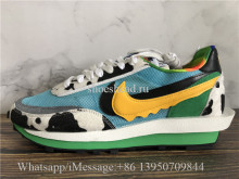 Ben & Jerry Sacai x Nike LDWaffle Daybreak