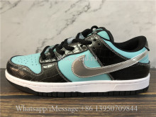 Nike Dunk Low Pro SB Diamond Tiffany
