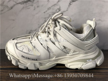 Super Quality Balenciaga Track 3.0 Trainer Triple White