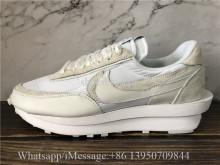 Sacai x Nike LDWaffle In White