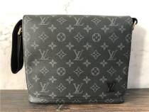 Original Louis Vuitton 2019 Pre-owned District PM Shoulder Bag