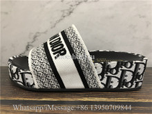 Christian Dior White Sandals