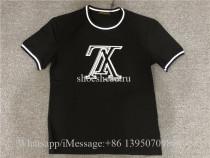 Louis Vuitton Black Tshirt