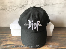 Dior Black Cap