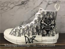 Super Quality Dior x Stüssy B23 High-Top Sneakers