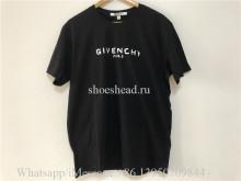 Givenchy Black Tee