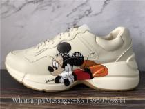 Super Quality Disney x Gucci Rhyton Sneaker