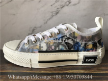 Super Quality Dior B23 Low Top Alex Foxton Oblique In White