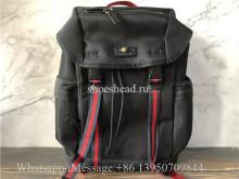 Original Quality Gucci Techno Canvas Backpack