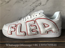 Cactus Plant Flea Market x Nike Air Force 1 Low CPFM White Red