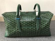 Goyard Green Duffle 45cm