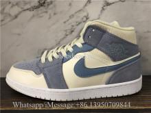 Air Jordan 1 Mid SE Light Blue