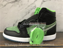 Air Jordan 1 High Zoom Rage Green
