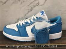 Air Jordan 1 Low x Nike SB UNC