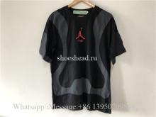 Off White x Air Jordan Shirt