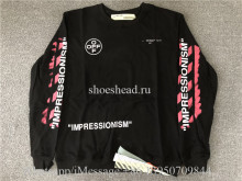 Off White CO Virgil Abloh OW 19SS Hoodies