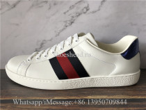 Super Quality Gucci Ace Embroidered Sneaker Blue