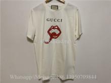 Gucci Mouth Print Tshirt