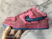 Kid Infant Grateful Dead x Nike SB Dunk Low Pink Bear
