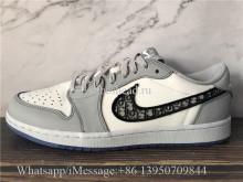 Super Final Version Air Jordan 1 Retro Low Dior