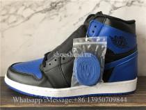 Air Jordan 1 High OG Royal Blue Black