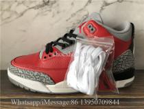Air Jordan 3 SE Unite Fire Red