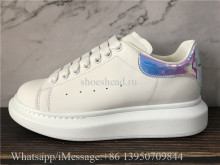Super Quality Alexander McQueen Oversized Sneaker Jelly Blue