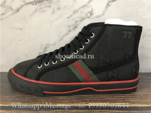 Gucci Off The Grid high-top sneakers Black