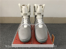 Automatic Lace Nike Air Mag Back To Future